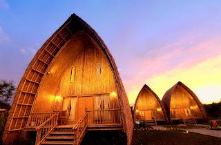Villa ChavaMinerva Bambu - Cikole Lembang