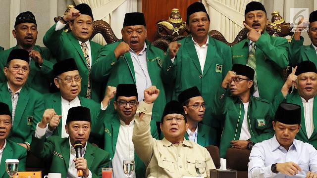 PPP Romy akan Pidanakan Dukungan Kubu Humphrey Ke Prabowo-Sandi