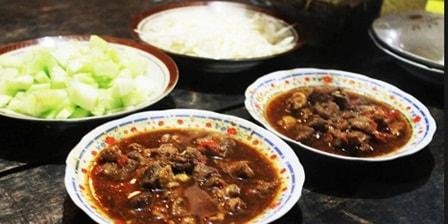 Permalink ke 9 Wisata Kuliner Jogja Untuk Kamu Penggila Pedas dan Makanan Berbumbu Gurih