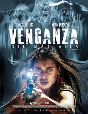 Revenge 2017 DVD R4 NTSC Latino