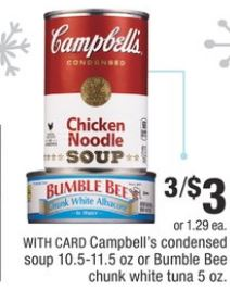 Campbell's Condensed Soup