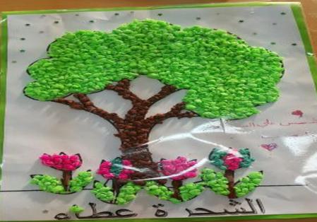 دور الشجرة في حياتنا