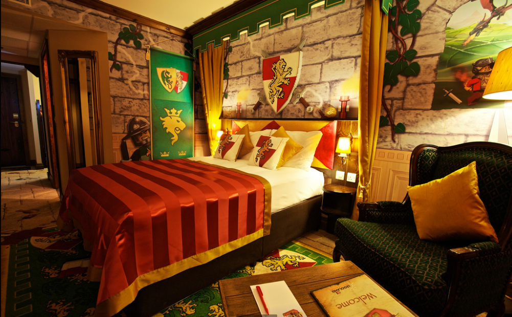 Themed Hotel Rooms In Portland Oregon