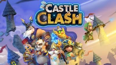 Castle Clash Age of Legends Mod Apk v1.3.15 Unlimited Money