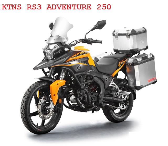 KTNS RS3 250 ~ Kapar Motors