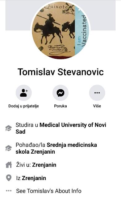 Ко је др Томислав Стевановић који заговара присилну вакцинацију деце и одраслих?
