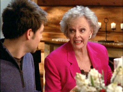 June Lockhart in Holiday in Handcuffs 2007