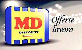 www.adessolavoro.com - Discount MD, offerte lavoro Italia