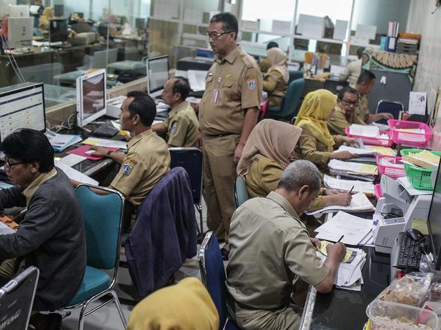 Siapakah PNS yang Bergaji Tinggi di Indonesia?