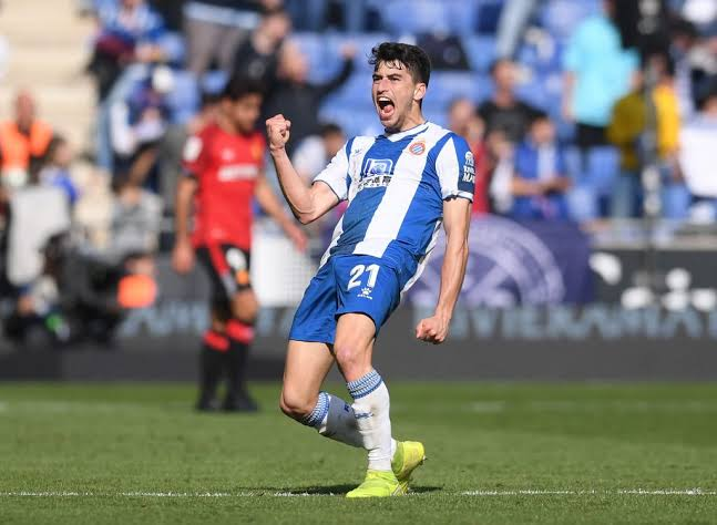​Arsenal wants Espanyol midfielder Marc Roca as Partey alternative