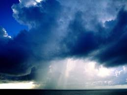 अश्क़ों का बादल
