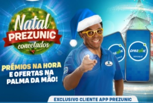 Natal Conectados: Prezunic Promoção de Natal - Participar, Prêmios e Ganhadores