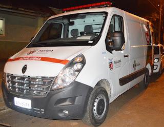 Resultado de imagem para ambulancia borrazopolis