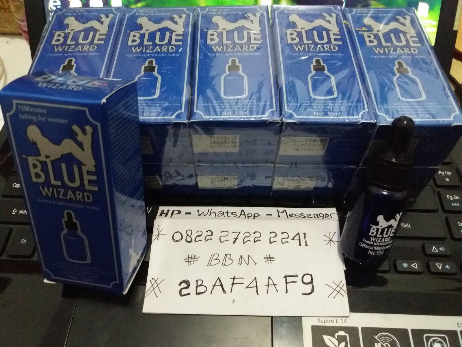 bluewizard pusat import