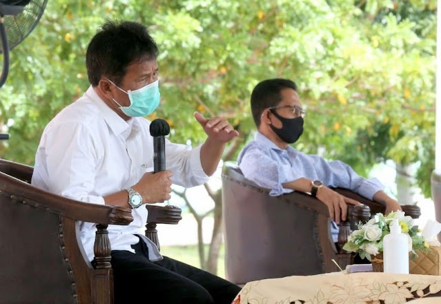 Vaksinasi di Batam Capai 75 Persen, Rudi : Jangan Kendor, Protokol Kesehatan Tetap Wajib Kita Laksanakan