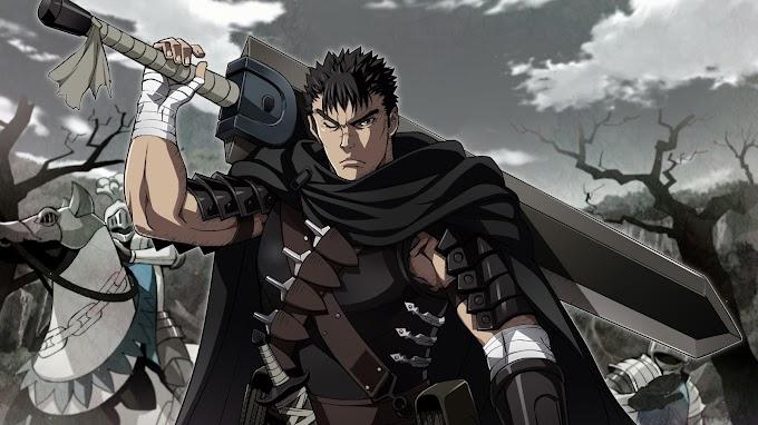 5 Karakter Utama Anime Pengguna Pedang Besar