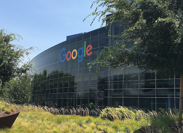 Alphabet reports a major earnings beat, with sales up 34%