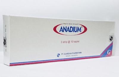 Harga Anadium Terbaru 2017 Obat Wasir Hemoroid