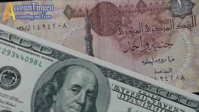 تراجع سعر الدولار |تراجع سعر الدولار أمام الجنيه