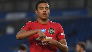 Mason Greenwood sets New Manchester united record against West Ham