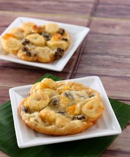 resep membuat pisang goreng campur menu takjil