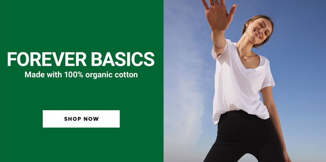 Forever 21 Basics: Your Everyday Essentials