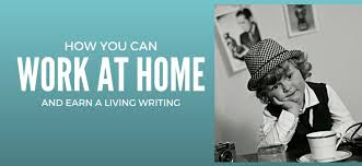 online writing jobs to do from home and earn money