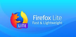تحميل اسرع متصفح على الاطلاق Firefox.Lite.v.1.8.0.apk للاندرويد اخر اصدار