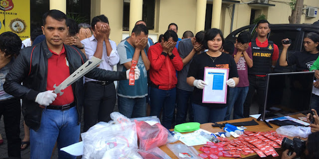 Naudzubillahimindzalik, Ini Gambaran Mengerikan Pesta Gay di Surabaya