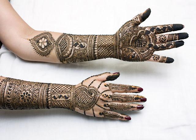 Mehandi henna