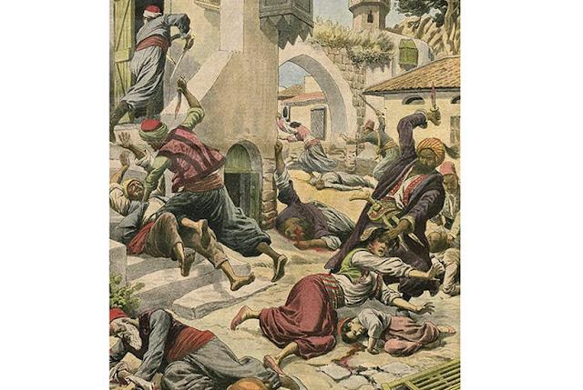 Θα υπήρχε η Τουρκία ως έθνος αν δεν είχε αφανίσει τους Χριστιανούς;