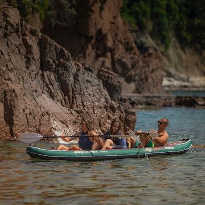 Disfruta del Kayak en familia