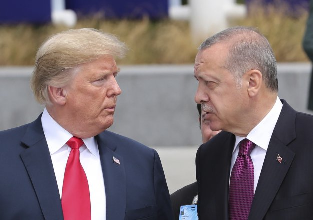 Οι κυρώσεις των ΗΠΑ στην Τουρκία απειλούν την στρατηγική συνεργασία τους