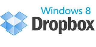 Dropbox releases applications for Windows 8 tablets