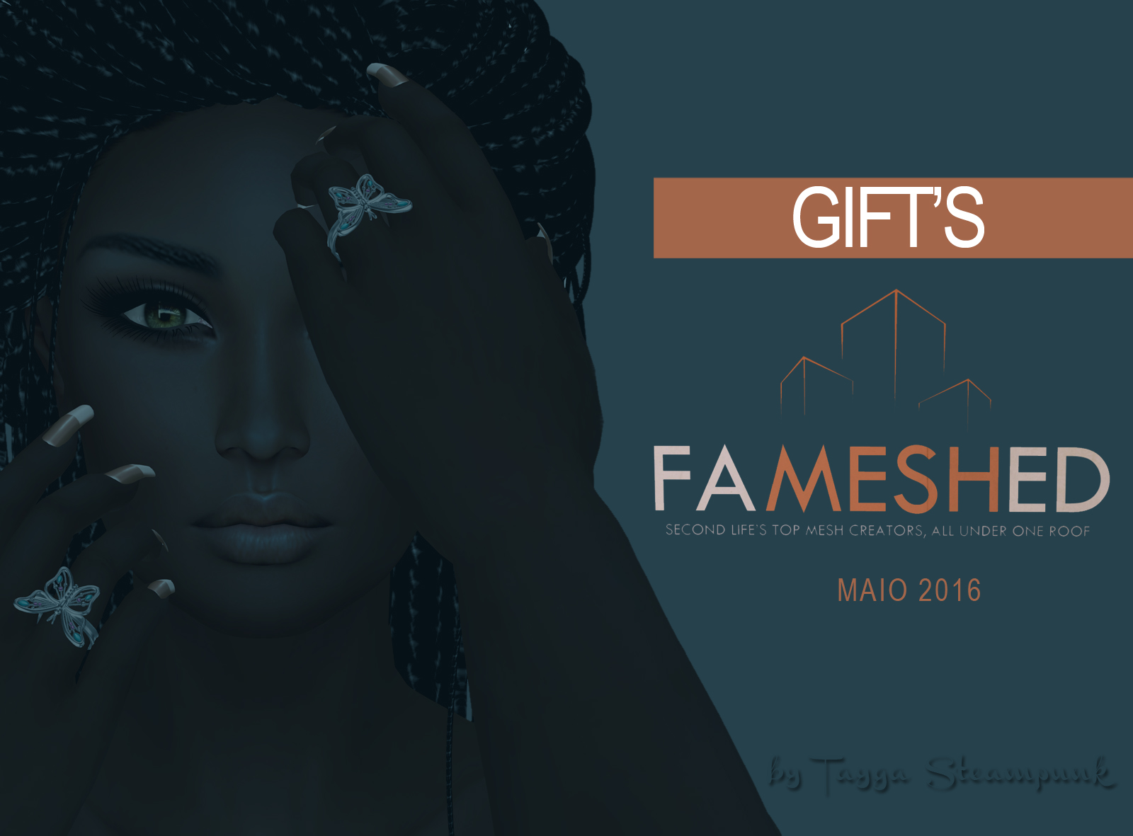 Gift's Fameshed Maio #51