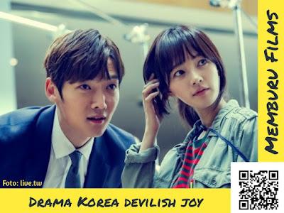 devilish joy korean drama sub indo