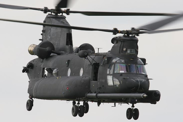 Boeing MH-47G Chinook