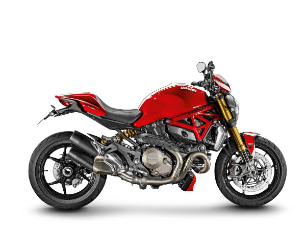 Ducati Monster 821/1200 S Stripe 2015
