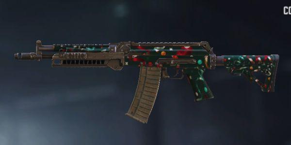 AK117 Holiday Ribbons