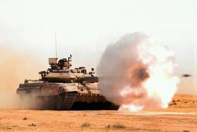 Argelia realiza ejercicios militares con munición real en las fronteras con Marruecos.