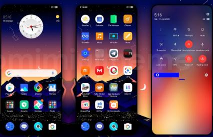 10+ Tema Xiaomi MIUI9, MIUI 10 dan MIUI 11 Keren Terbaru Tembus Aplikasi