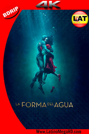 La Forma del Agua (2017) Latino Ultra HD 4K BDRIP 2160P - 2017