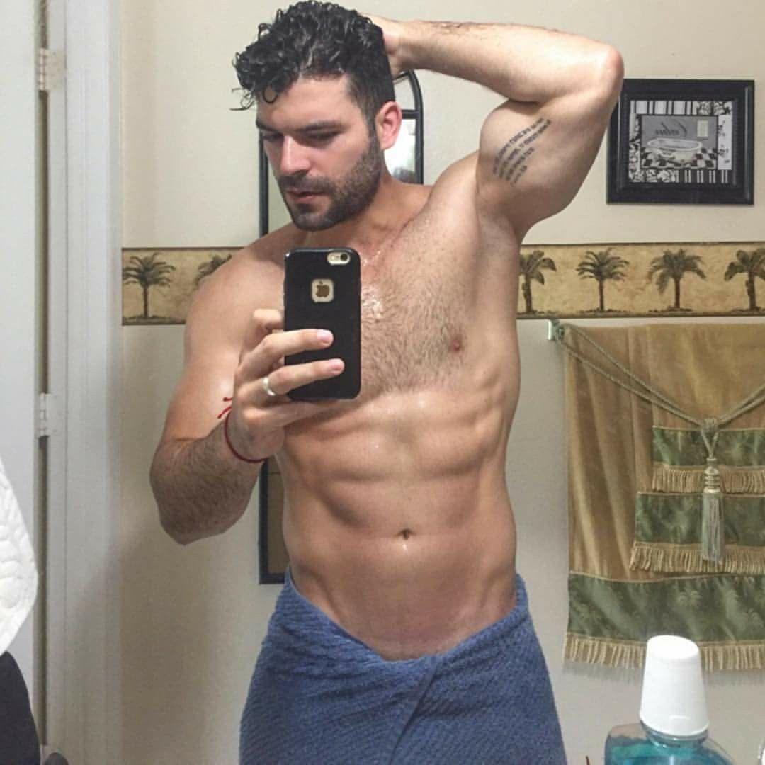Adrian Actor Porno Desnudo adrian di monte es expuesto ¡con picantes fotos!