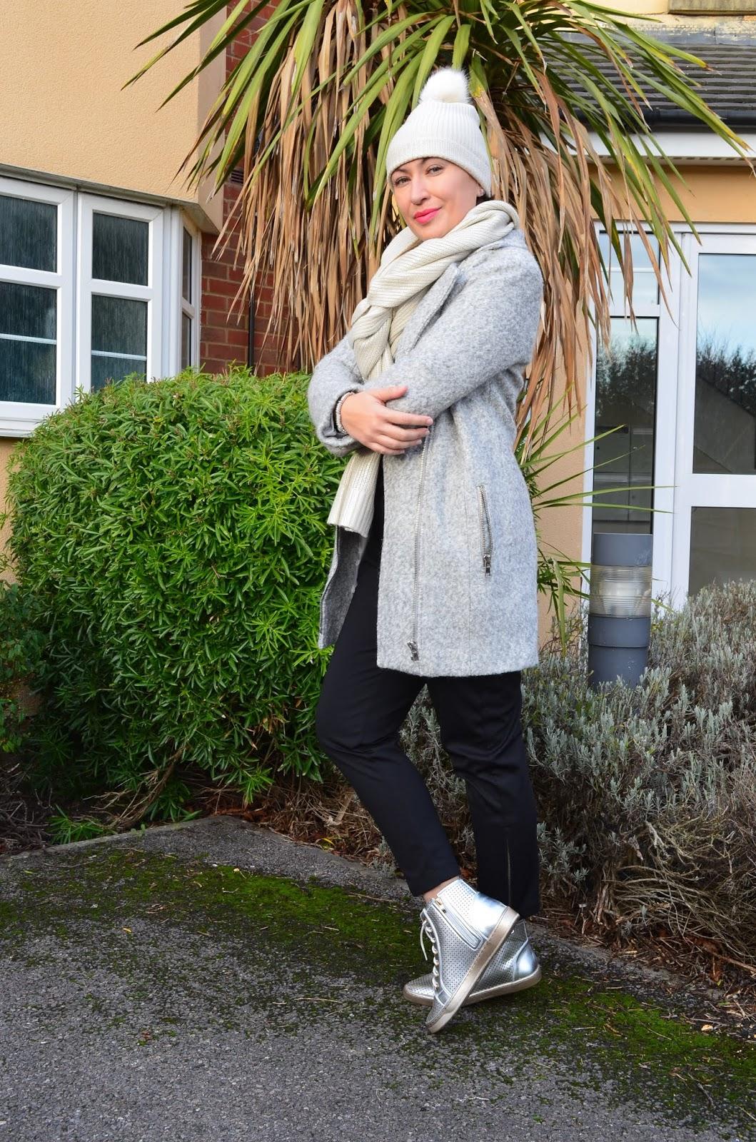 Adriana Style Blog, sklep internetowy, balando.pl, Buty Balando, Moda, Fashion, obuwie z eko skóry, botki, boots, on-line store, Ladies shoes, Jesienna stylizacja, autumn outfit,