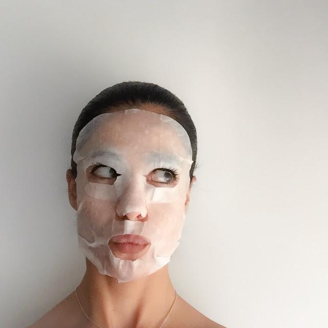 GARNIER Skin Active Mask Tissu HYDRA BOMB