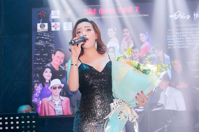 """CEO Lê Phạm,""""tái ngộ""""ca sĩ Mạnh Hùng, Chế Dũng, đêm nhạc đặc biệt. - Ảnh 3"""