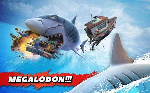 Hungry Shark Evolution Mod Apk v3.9.4