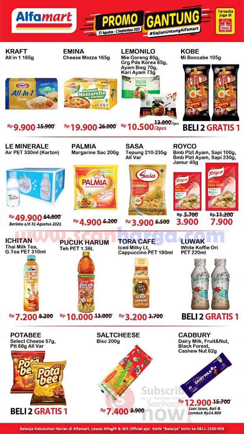 Katalog Promo JSM Alfamart Weekend 27 Agustus - 2 September 2021 3
