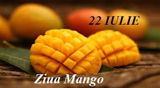 22 iulie: Ziua Mango
