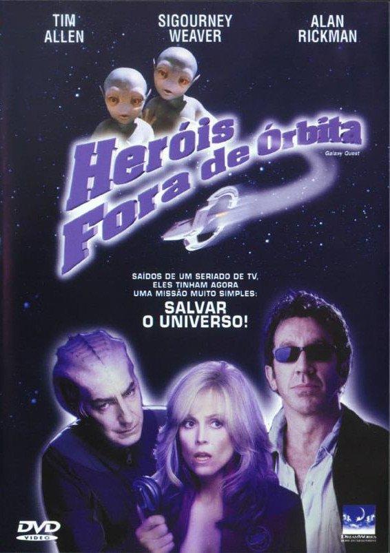 Heróis Fora de Órbita – Dublado (1999)
